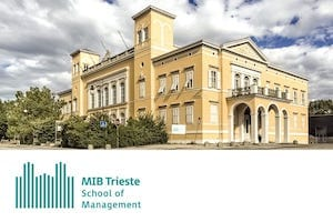Модуль Executive MBA в MIB School of Management в Триесте
